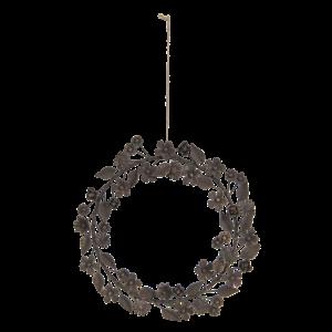 Clayre & Eef Decorative Wreath Flowers
