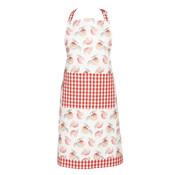 Clayre & Eef Kitchen apron Apple Yard