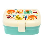 Rex London Lunchbox with tray Wild Wonders