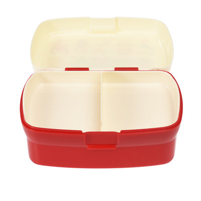 Rex London Lunchbox with tray Prehistoric Land