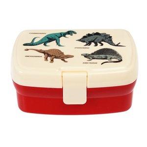 Rex London Lunchbox mit Fach Prehistoric Land