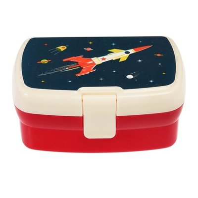 Rex London Lunchbox mit Fach Space Age