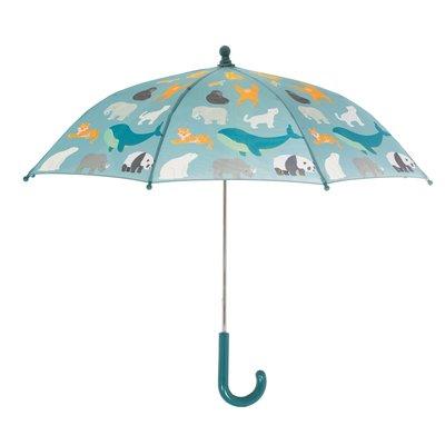 Sass & Belle Children's umbrella Endangered Animals
