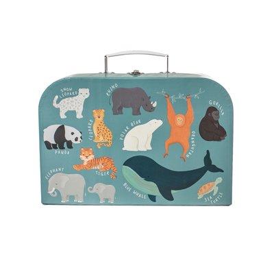 Sass & Belle Picknick-Box Endangered Animals
