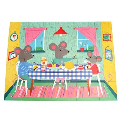 Rex London Riesenpuzzle Mouse in a House