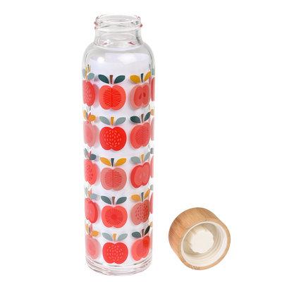 Rex London Glass-Flasche Vintage Apple