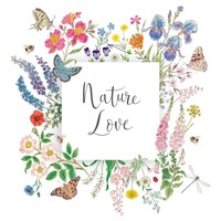 Paperproducts Design Papierservietten Nature Love small