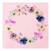 Talking Tables Paper Napkins Blossom Bride
