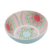 Overbeck and Friends Melamine Bowl Flora