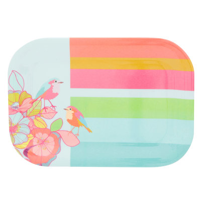 Overbeck and Friends Melamine serving dish Ella small