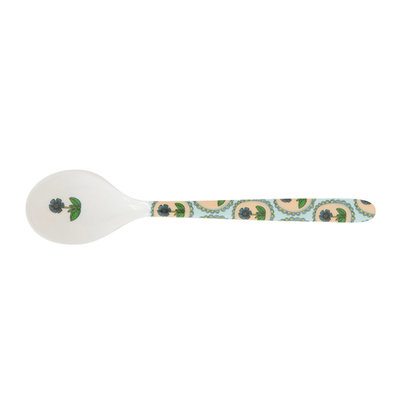 Overbeck and Friends Melamine spoon  Flora 1