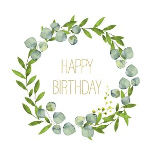 Paperproducts Design Paper Kensington Happy B'day