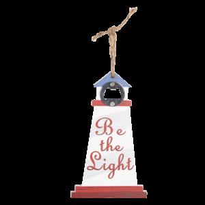 Clayre & Eef Bottle opener Be the Light