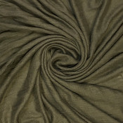 Pure & Cozy Scarf Cotton / Wool dark khaki