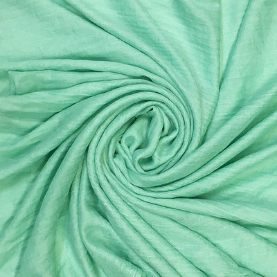 Pure & Cozy Scarf Cotton / Wool mint