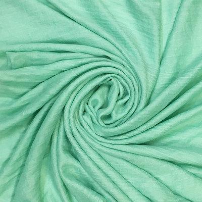 Pure & Cozy Schal Cotton/Wool mint