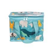 Sass & Belle Lunch bag Endangered Animals