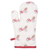 Clayre & Eef Oven mitt Bicycle