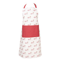 Clayre & Eef Kitchen apron Bicycle