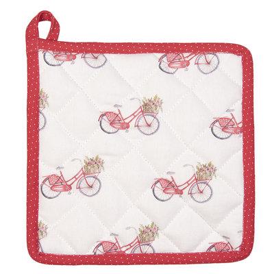 Clayre & Eef Potholder Bicycle