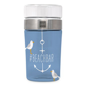 Paperproducts Design Snack-to-go Beach