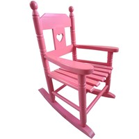 Powell Craft Rocking chair pink