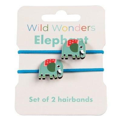 Rex London Hair ties Elephant