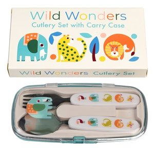 Rex London Cutlery set Wild Wonders