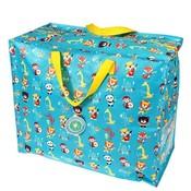 Rex London Jumbo bag Animal Band