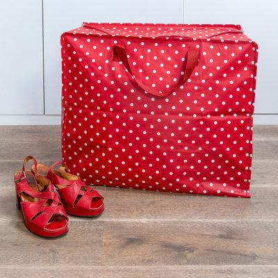 Rex London Jumbo bag / Storage bag Red Dots