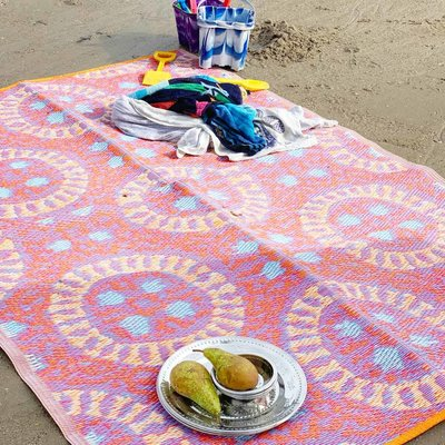 Talking Tables Outdoor-Teppich Boho