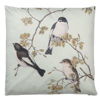 Clayre & Eef Kissen 45 x 45 Magnolia Birds mint