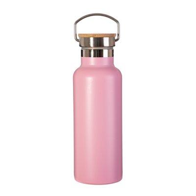 Sass & Belle Stainless steel bottle pink