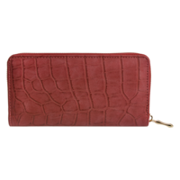 Clayre & Eef Wallet Leatherlook rood