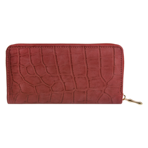 Clayre & Eef Wallet Leatherlook rood