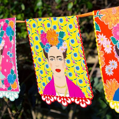 Talking Tables Wimpelgirlande Boho Frida