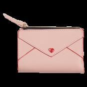 Clayre & Eef Geldbörse Heart pink