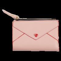 Clayre & Eef Wallet Heart pink