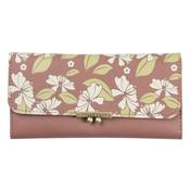 Clayre & Eef Wallet Honeysuckle pink
