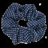 Clayre & Eef Scrunchie Dots blue