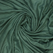 Pure & Cozy Schal Cotton/Wool green teal