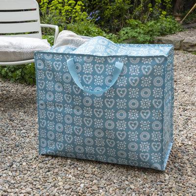 Rex London Jumbo bag Blue Friendship