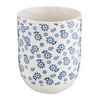 Clayre & Eef Mug Little Flowers blue
