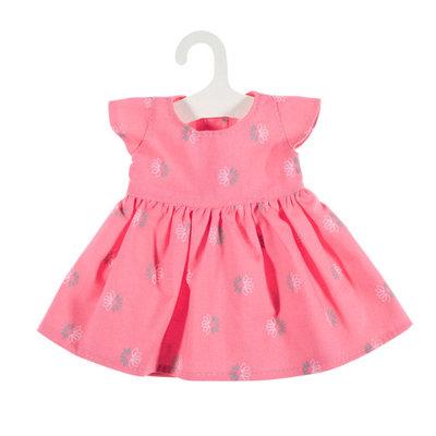 Olimi Doll dress Miniland 38cm Lotus pink