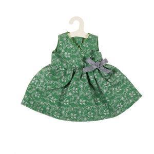 Olimi Doll dress Miniland 38cm Climbing Flower green
