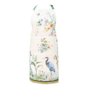 Clayre & Eef Küchenschürze Paradise Bird