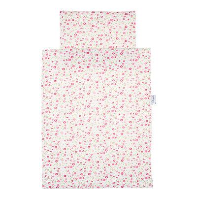 Olimi Bedding set Miniland Meadow pink
