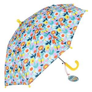 Rex London Childrens umbrella Butterfly Garden