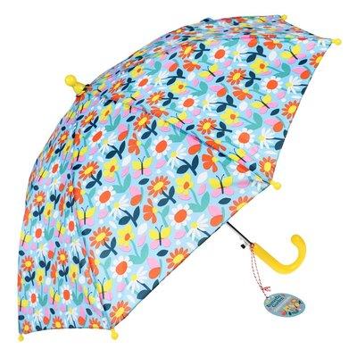 Rex London Kinder-Regenschirm Butterfly Garden