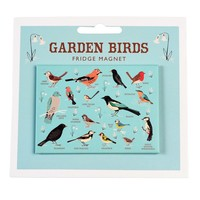 Rex London Kühlschrankmagnet  Garden Birds